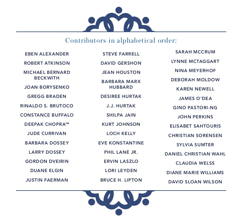 Contributors on Jacket