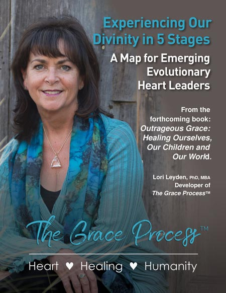 Experiencing Our Divinity in 5 Stages: A Map for Emerging Evolutionary Heart Leaders